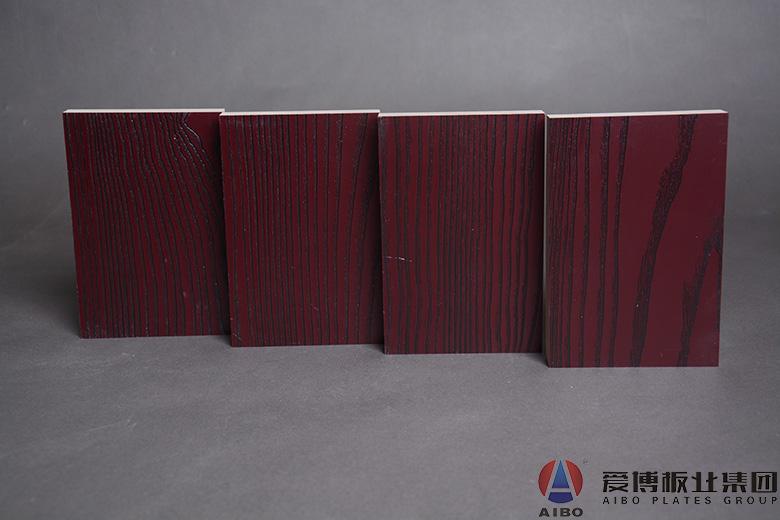 PVC木塑贴面发泡板